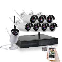 پک ۸ کانال دوربین وایرلس بهترین قیمت
