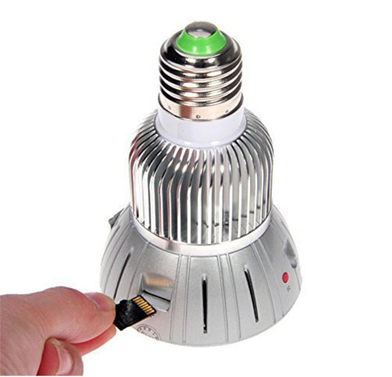 دوربین لامپی طرح هالوژن بیسیم