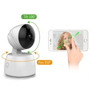 دوربین عروسکی بیبی کم مناسب اتاق کودک