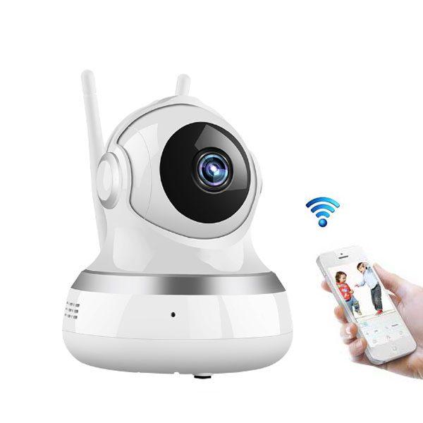 دوربین چرخشی کنترل از طریق گوشی بیبی کم