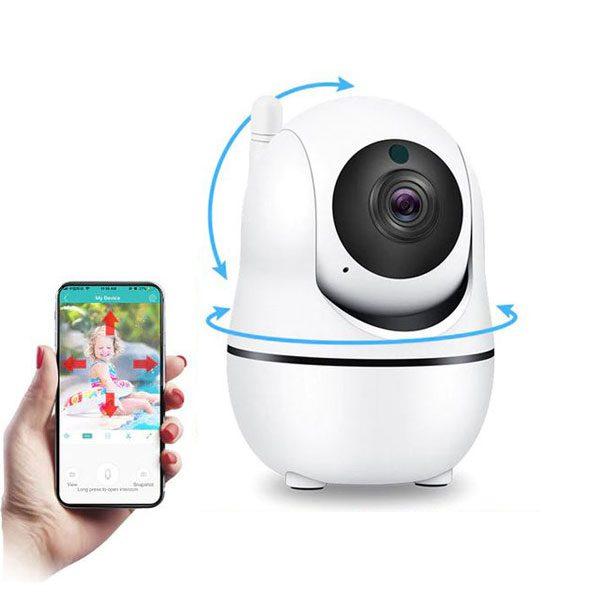 دوربین وایفای قابلیت پیگیری سوژه