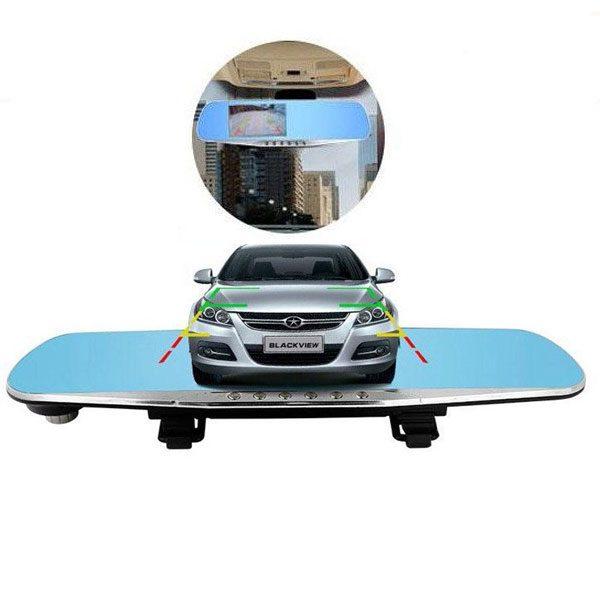 مانیتور خودرو آینه ای-xh302