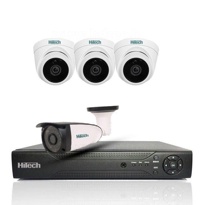 سیستم امنیتی هایتک مدل HT-2502-2mp-3D-1B