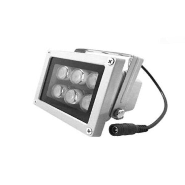 پروژکتور نورمرئی سفید برای دوربین مداربسته