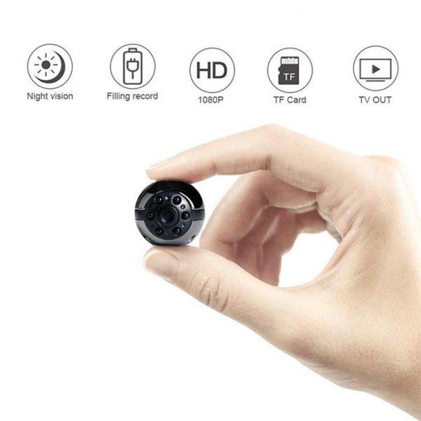 کوچکترین دوربین مداربسته