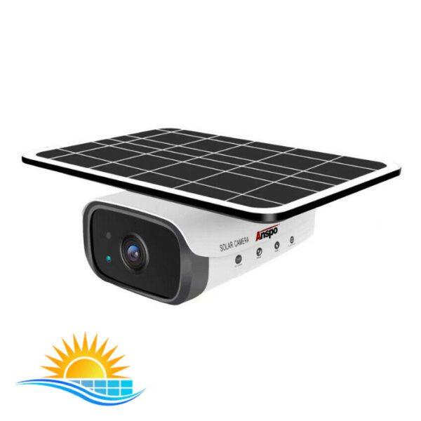 دوربین مداربسته خورشیدی سیم کارت خور Solar 4G
