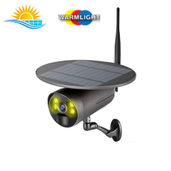 دوربین بولت خورشیدی استارلایت